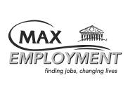 Max employment logo