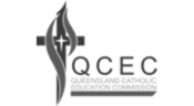 Queensland Catholic Education Commission logo
