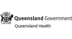 Queensland Government - Queensland Health logo